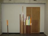 Hardboard, paint. 2007.